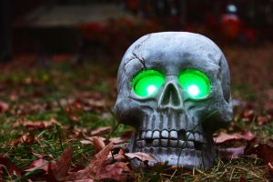 Hallow Skull by TranquilSimplicity