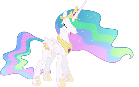 Lecturing Celestia by tamalesyatole