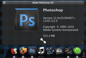 Photoshop CS5 Icon by ThEPaiN321