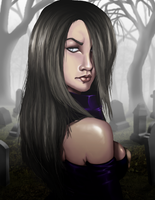 A whisper in the graveyard by AstroZerk