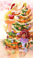 Merry Christmas by CoolCatFlora