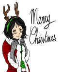 Merry Christmas 2012 by Fafanny15