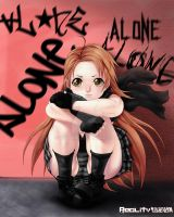 Alone forever by kouta77