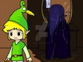 The Minish Cap - The Ring by DevilisK9Girl