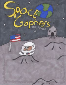 Space Gophers by fancycadaver