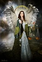 Angel of Justice by Stella63