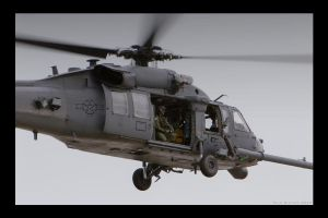 HH-60 PAVE HAWK by ScarredWolfphoto