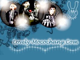 Ghost Heart desktop layout by DBSK-SuJu-freak