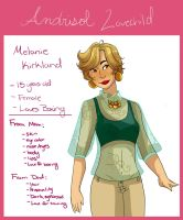 Andrisol LC: Melanie by Tangwi
