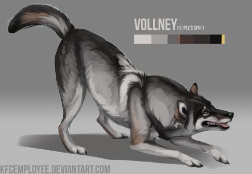 Vollney by KFCemployee