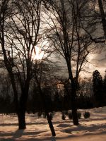 Winter in Sofia by s-i-y-a-n-a