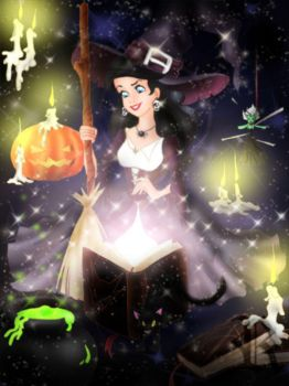 CONTEST Entry Halloween Melody by ClubMelody
