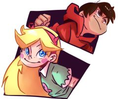 Star Vs by littlefoxproductions