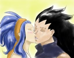 Gale Kiss in Color by PrismaCerulea