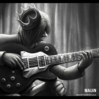 THE RIFF by MAiJiNTHEARTIST