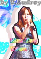Taeyeon Edited by leeaudrey