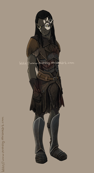 Ghash in Armour by Pushdug