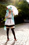 Miku Hatsune World Is Mine Unplugged Expo 2014 #16 by Lightning--Baron