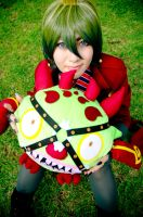 Amaimon - You see my kawai Behemoth by YagiPhotography
