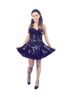 Png Ariana Grande 2 by MarceGrachulienta