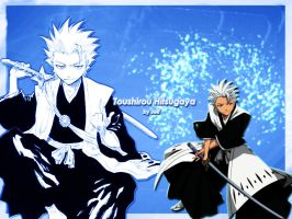 Captain Hitsugaya by Kuchiki-Jeff