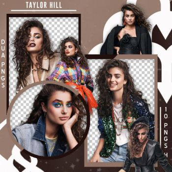 PACK PNG 490 // TAYLOR HILL by DUA-PNGS