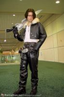 Final Fantasy Squall Leonhart by Kaze-The-Dark-Wind