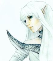 Elf. by JenUnknown7