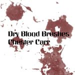 Dry Blood Brushes by Leatherfeet
