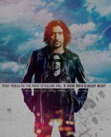 Sayid Jarrahh by glassballerina