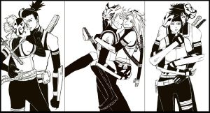 ANBU Love by MuseSilver