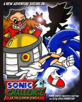 SONIC CHALLENGE OF THE EJ by Crysalia777