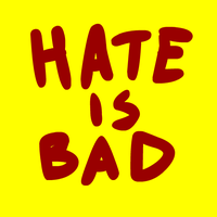 HATE IS BAD by Okk