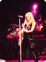 avril rawks by serenabean