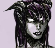 Draenei by theDeathspell