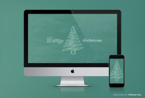Christmas Wallpaper 2014 By Prince Pal by princepal