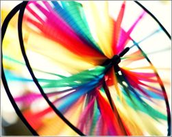 Wheel of colors by edyo