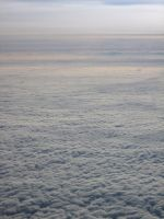 Above the clouds by Hrivalasse-stock
