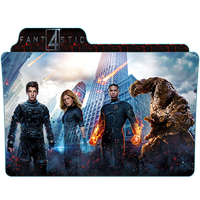 Fantastic 4 Folder Icon by gterritory