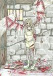 His Prison Cell in Heaven by dark-angel-of-chaos