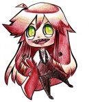 Grell Chibi Colored by patrickhougharts