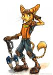 Ratchet by kenket
