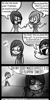 Mass Effect Syndrome by xSaria