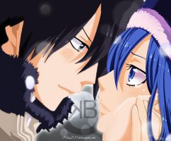 Gray and Juvia : Gruvia Couple by nina2119