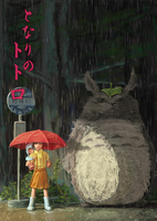 Totoro by fadingz