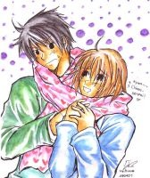 nodame_idiot_pair by ninprime