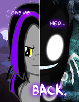 MLP - Two Sides of S'renrij by Toxic-Sparkle