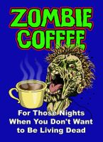 Zombie Coffee by ministan