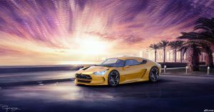 Citroen EVE concept 15 by cipriany