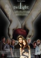 Twilight Movie Poster by RuBOO1986